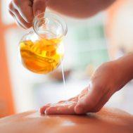 Massage à l'huile précieuse d'Argan Andaluçia SPA