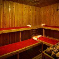 Sauna aux huiles essentielles Andaluçia SPA
